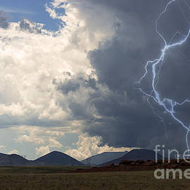 Janice Rae Pariza - Arizona Desert Lightning