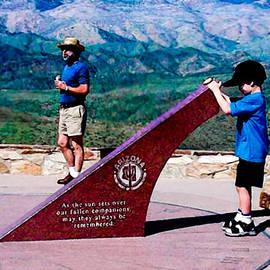 Bob and Nadine Johnston - Arizona Highway Patrol Memorial