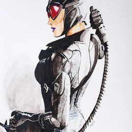 Martin Putsey - Arkham City Catwoman