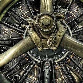 Ken Smith - Army Airplane Engine