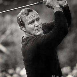 California Views Mr Pat Hathaway Archives - Arnold Palmer Pro-Am Golf Photo Pebble Beach Monterey Calif. circa 1960