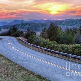 Dan Carmichael - Around the Bend - Blue Ridge Parkway