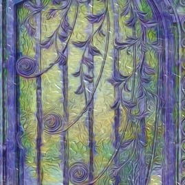 Jack Zulli - Art Nouvau Door
