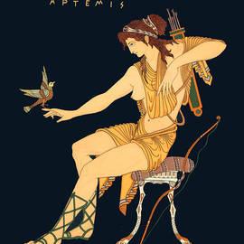 Troy Caperton - Artemis