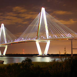 Christopher  Ward  - Arthur Ravenel Jr. Bridge   Charleston South Carolina