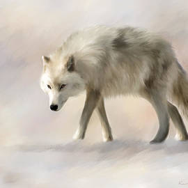 Johanne Dauphinais - Arctic Wolf
