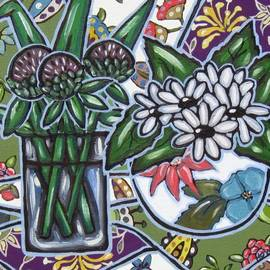 Brooke Baxter Howie - Artichokes and Daisies