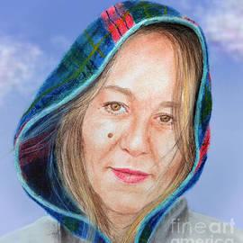 Jim Fitzpatrick - Artist Jadranka Bezanovic Sovilj  Version II