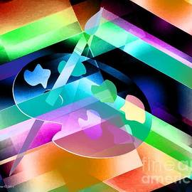 Annie Zeno - Artist Palette