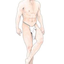 Joaquin Abella - Anatomy By Quim Abella