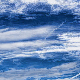 Leif Sohlman - Artistic February Clouds Overcast With White Clouds And Blue Sky