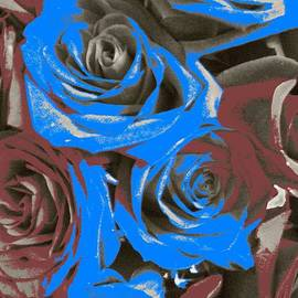 Joseph Baril - Artistic Roses On Your Wall