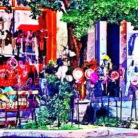 Susan Savad - Asheville NC - Gift Shop