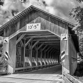 Guy Whiteley - Ashtabula Collection - Caine Road Bridge 7K0213b