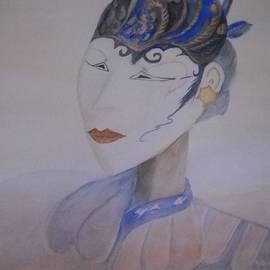 Marian Hebert - Asian Mask