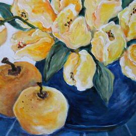 Lynda  Cook - Asian Pears