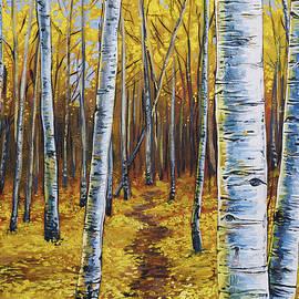 Aaron Spong - Aspen Trail