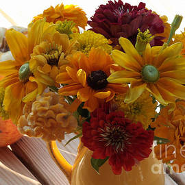 Luv Photography - Assorted Colorful Fall Flowers