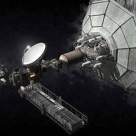 Bryan Versteeg - Asteroid mining and processing