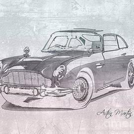 Victor Arriaga - Aston Martin