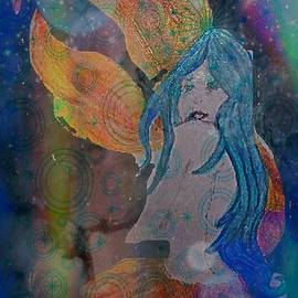 ARTography by Pamela  Smale Williams - Astral Mermaid