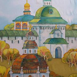 Khromykh Natalia - At An Ancient Monastery-2