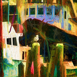 Jack Torcello - At Rest Menemsha M. V.