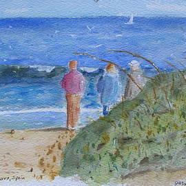 Gary Kirkpatrick - At The Beach