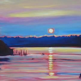Sheila Diemert - At the Lake