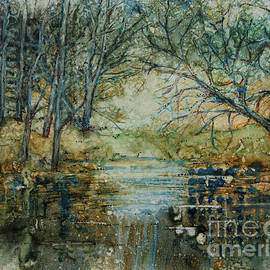 Janet Felts - At the Stream