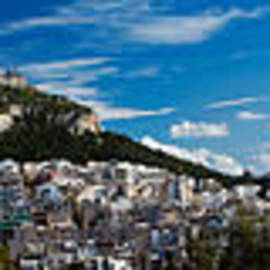 Vassilis Triantafyllidis - Athens Greece Panoramic 145 Degrees photo