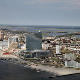 George Miller - Atlantic City Poster