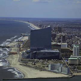 George Miller - Atlantic City Skyline Photo
