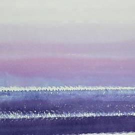 Sol Luckman - Atlantic Sunrise original painting