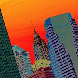 Andy Heavens - Atomic Skyline
