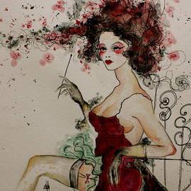 Stephanie Noblet  Miranda - Au moulin de la Galette