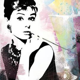 Armitage Modern - Audrey Hepburn