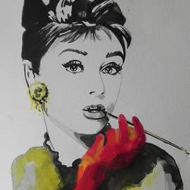 Chrisann Ellis - Audrey Hepburn