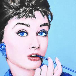 Victor Minca - Audrey Hepburn