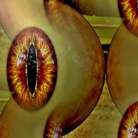Klaas Hartz - Augen