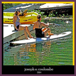 Joseph Coulombe - August Kayak Dazes