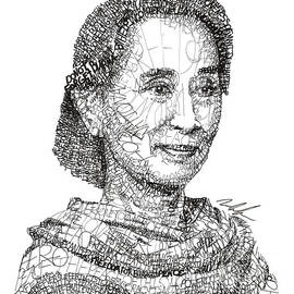 Michael  Volpicelli  - Aung San Suu Kyi