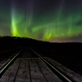 Sam Amato - Aurora Railroad Tracks