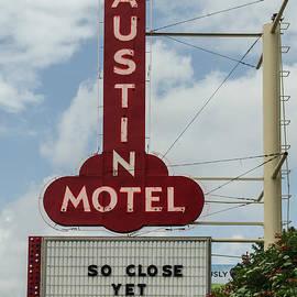 Allen Sheffield - Austin Motel