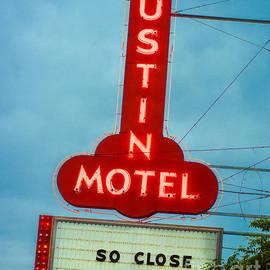 Sonja Quintero - Austin Motel So Far Out