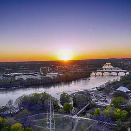 Kristina Deane - Austin Texas Sunset Hour