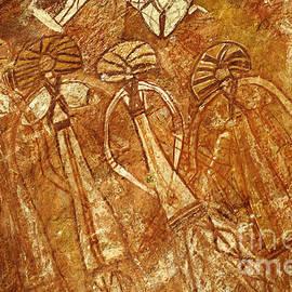 Bob Christopher - Australia Ancient Aboriginal Art 3
