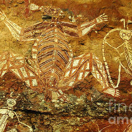 Bob Christopher - Australia Ancient Aboriginal Art 1