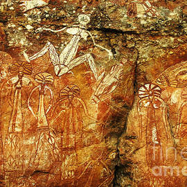 Bob Christopher - Australia Ancient Aboriginal Art 2