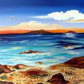 Roberto Gagliardi - Australian beach downsouth